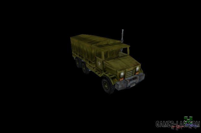 Military truck 01
