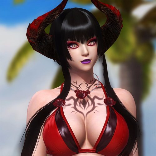 Naotora or Nyotengu as Eliza
