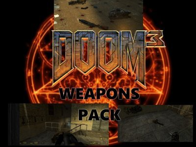 Doom 3 Weapons Pack