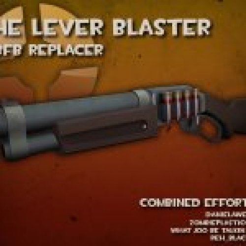 The Lever Blaster