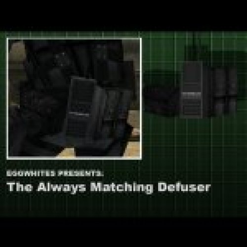 Always Matching Defuser