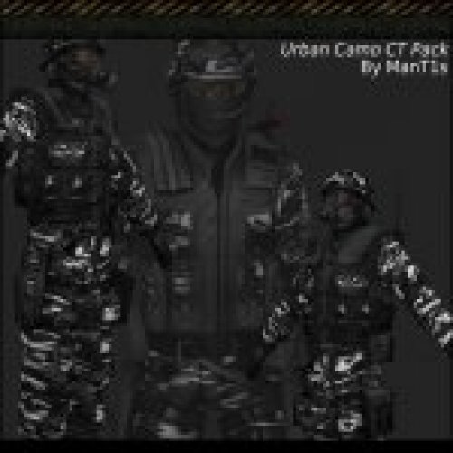 Urban Camo CT Pack