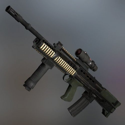 L85A2 Upgraded version