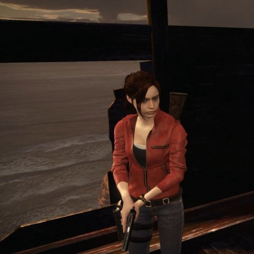 Claire RE2 HD