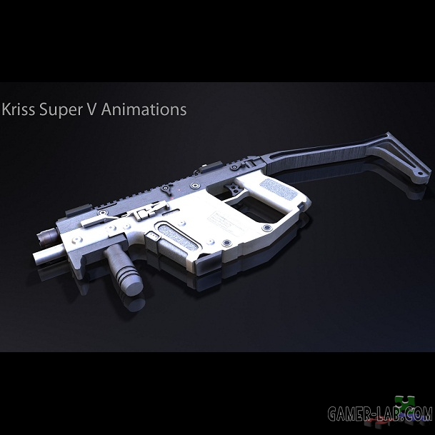 Kriss Super V Animations