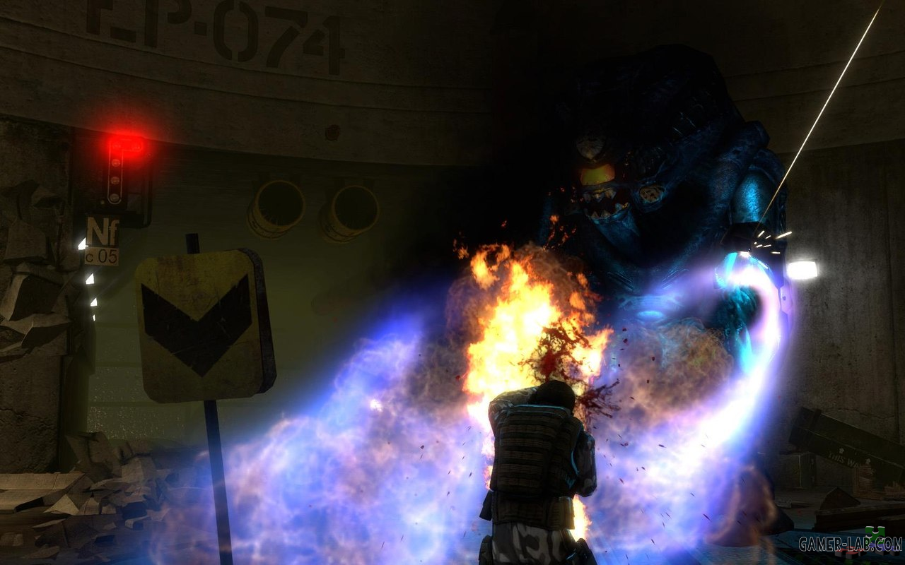 7 new screenshots from Black Mesa Source