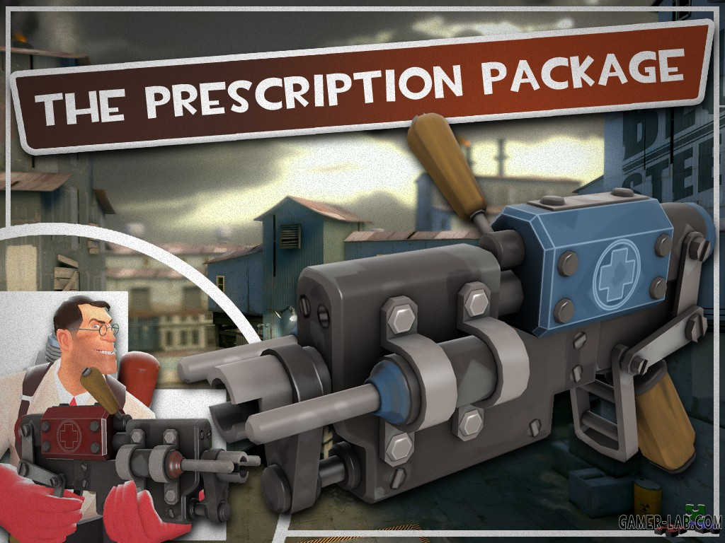 The Prescription Package