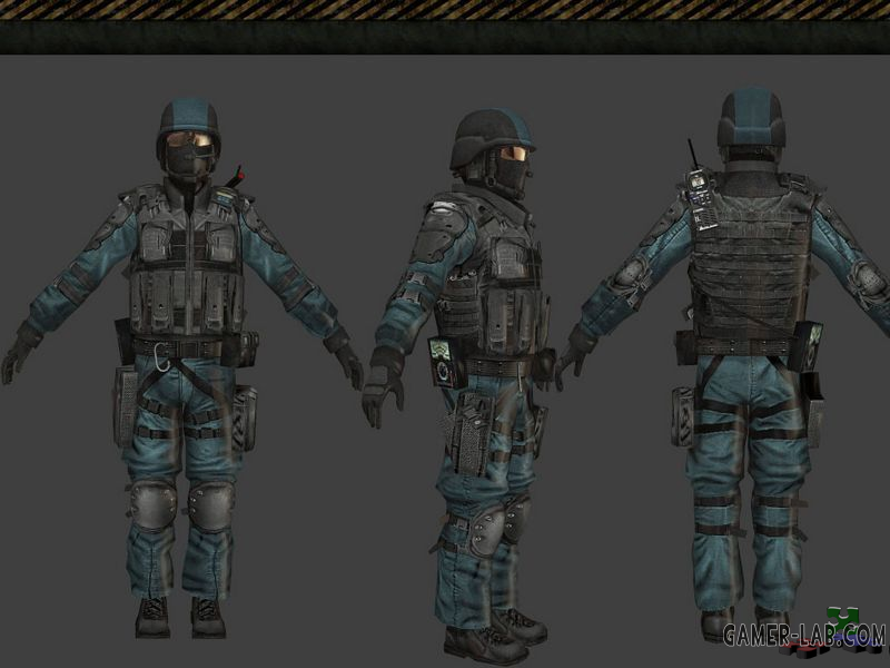 Tactical Counter Terrorist Pack