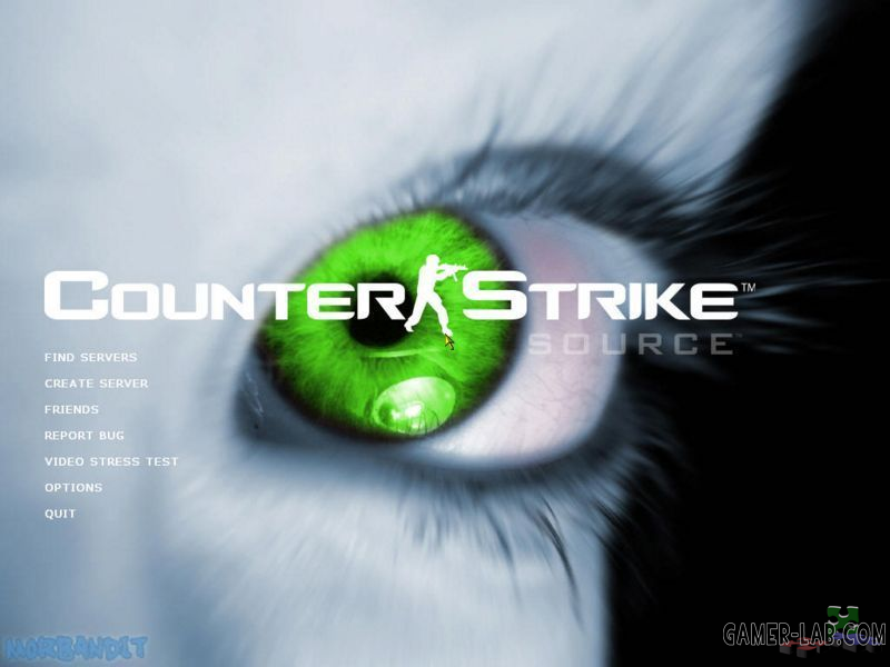 Background Green Eye