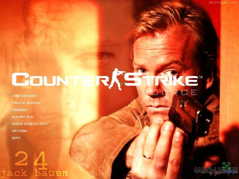 Background Jack Bauer 24