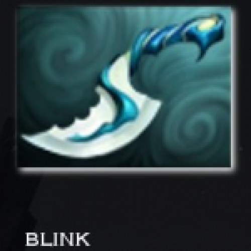 The Blink Dagger