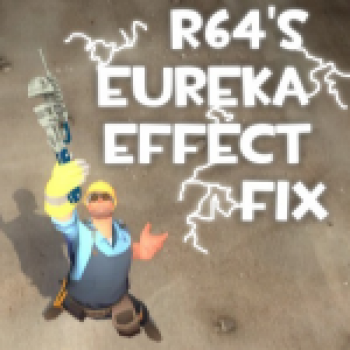R64's Eureka Effect Fix