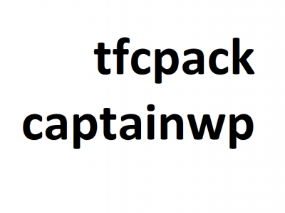 Weapons Pack 245 TFC