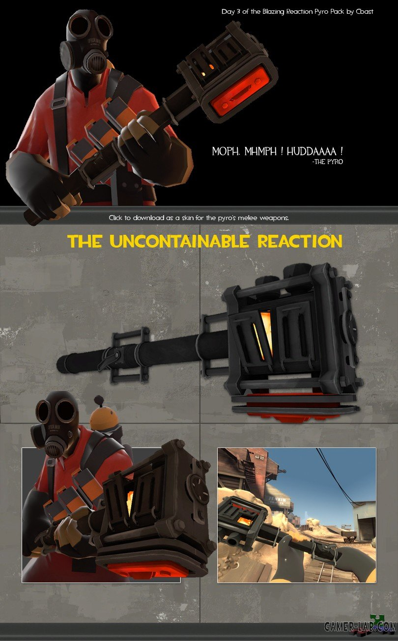 The Uncontainable Reaction