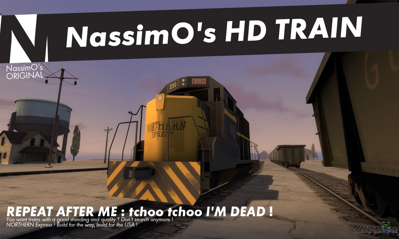 NassimO's HD Train