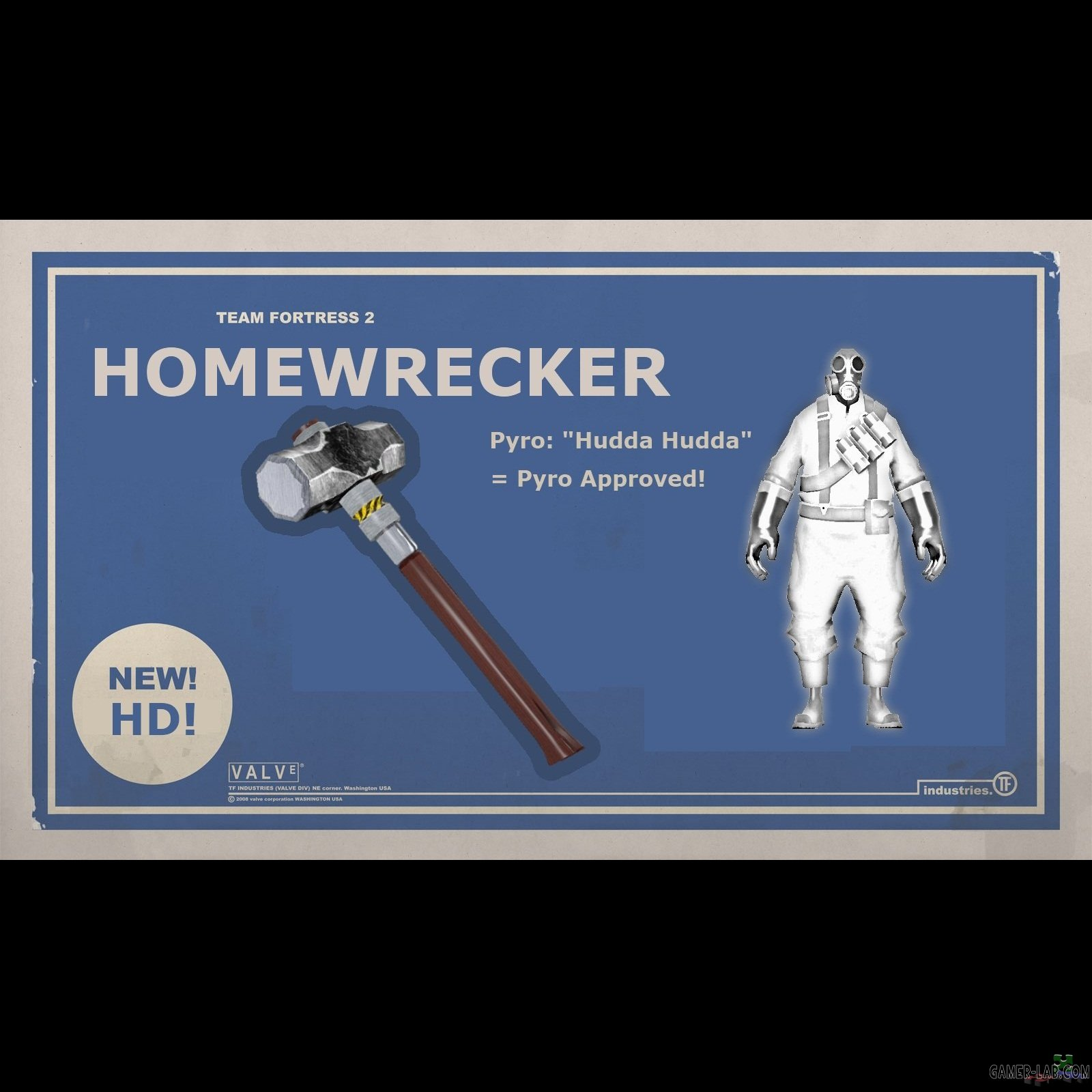 Homewrecker HD