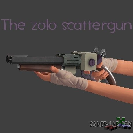 The zolo scattergun
