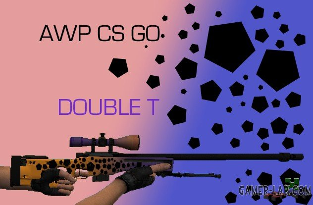 CS GO AWP Double T