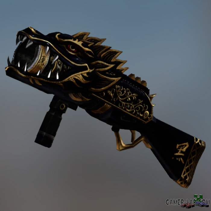 Black Dragon Cannon