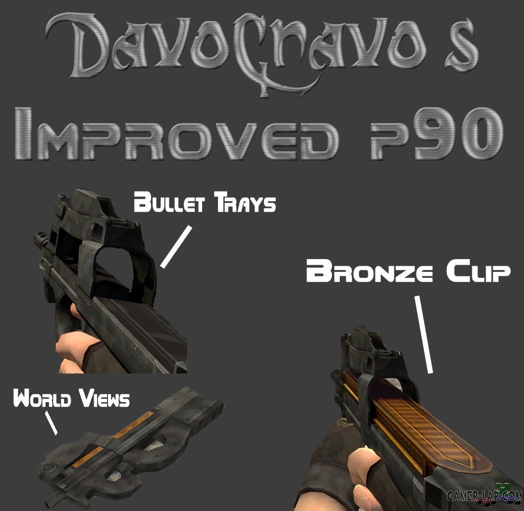 DavoCnavo's Improved P90