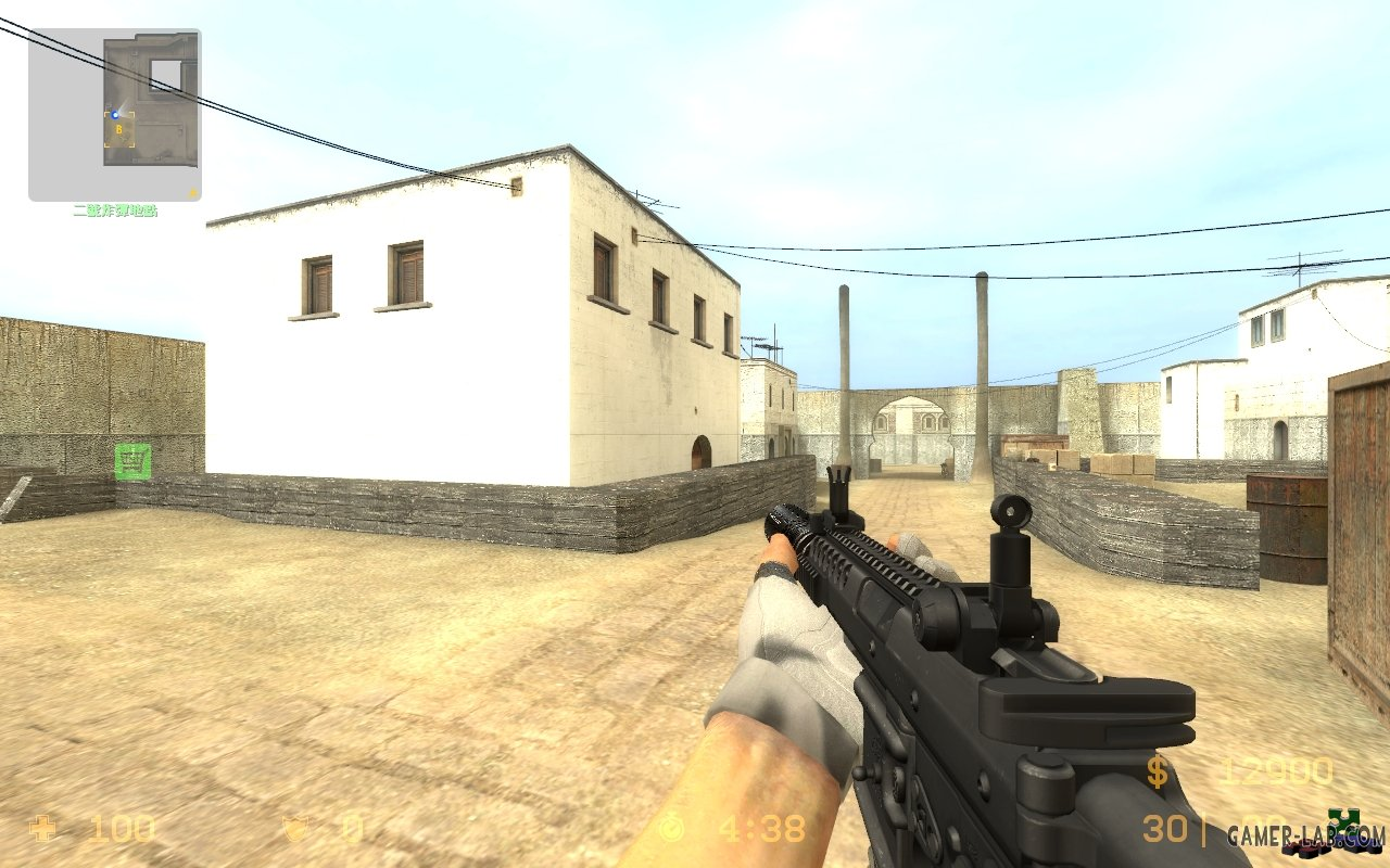 PDW_for_M4A1_Updated_Wees_