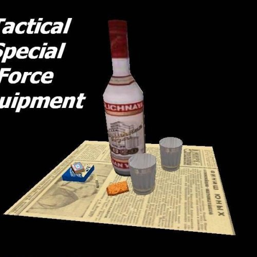 Tactical Special Force Equipment