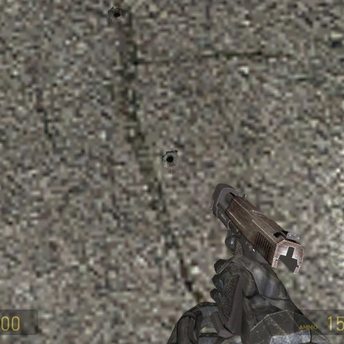 Doom's Rusty War Torn USP