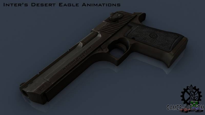 Vasht's IMI Desert Eagle (v_model)