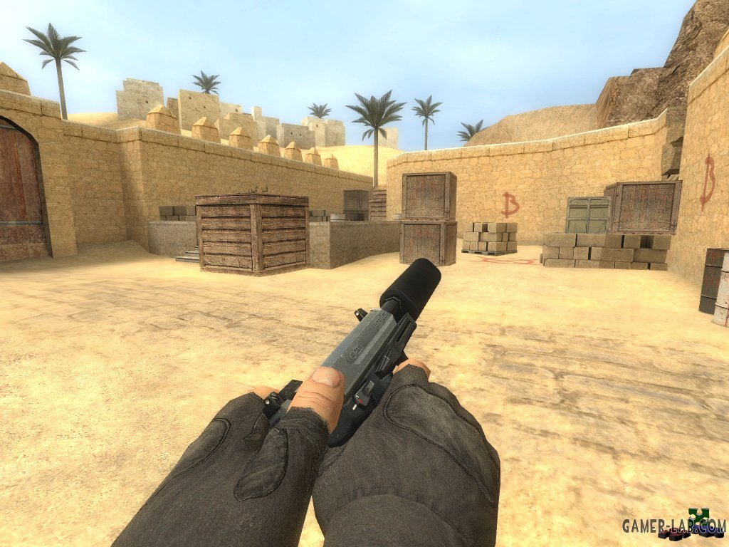Usp Default remake