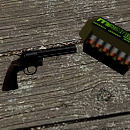 Colt_Python_World_Model_+_New_Ammo_Box
