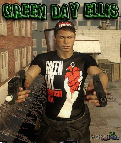 Green Day Ellis