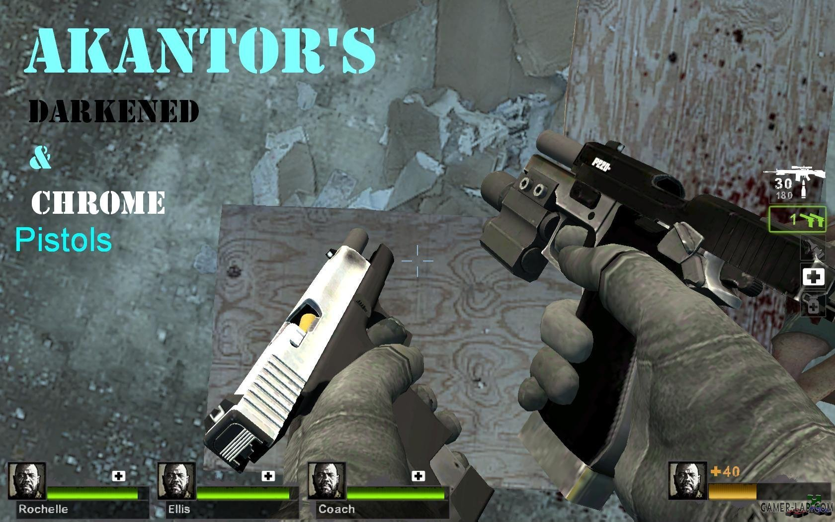 Akantor_s_Darkened__Chrome_Pistols_V2