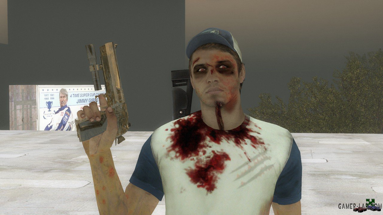 Zombified Beta Ellis