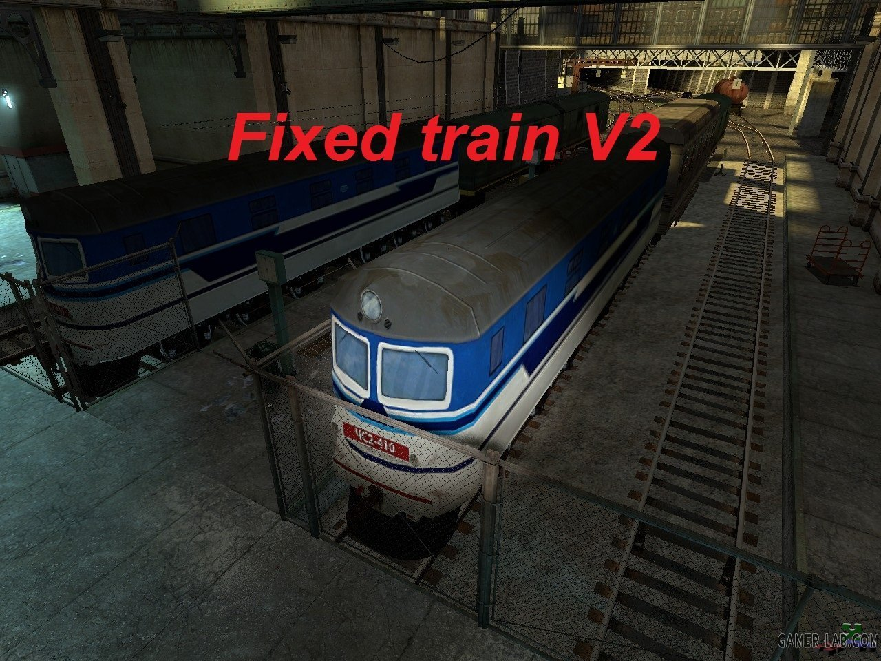 Fixed train v2