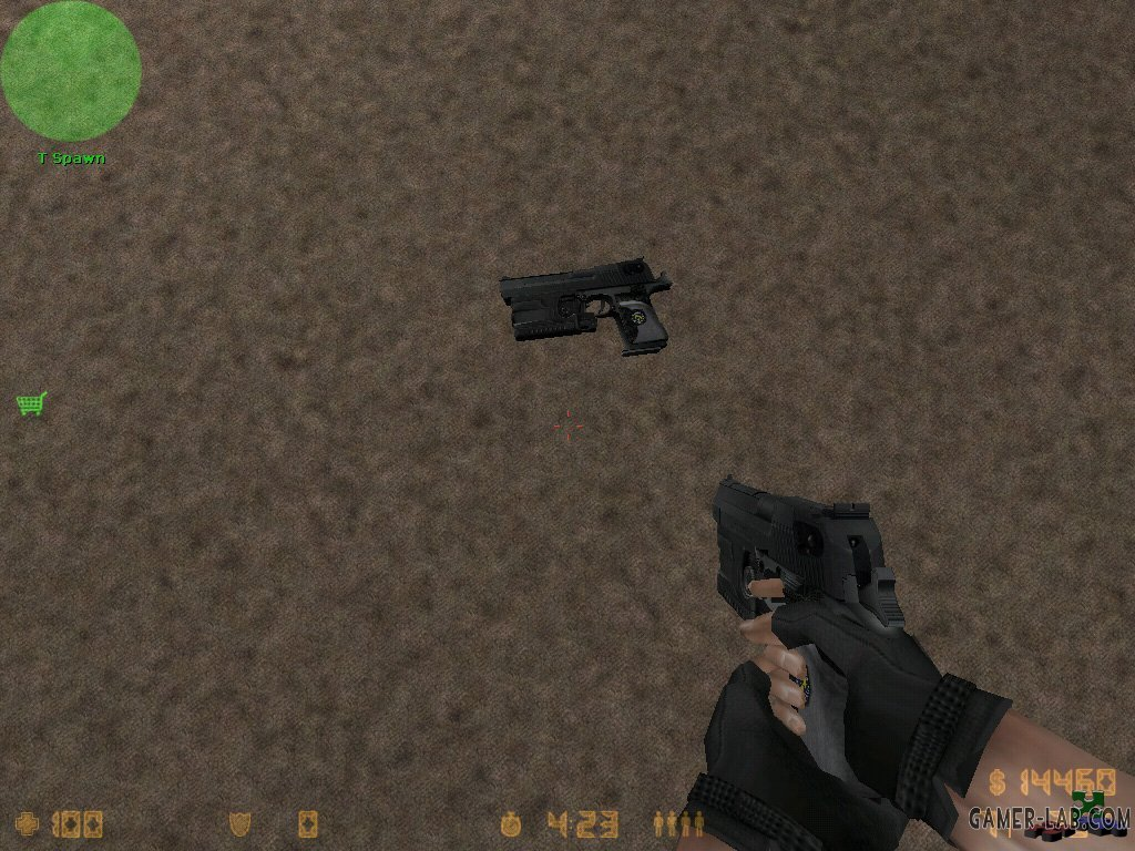 DarkElfa s S.T.A.R.S. Deagle W Lam Of God