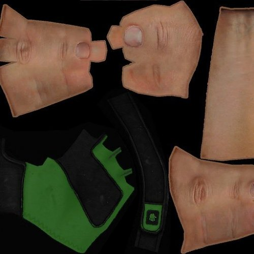 Green_And_Black_Glove_Request