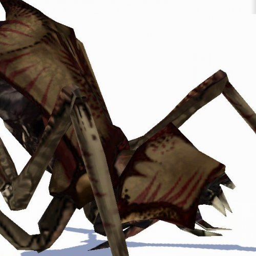 HL2 Beta Antlion Skin