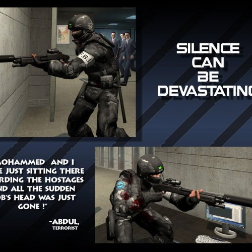 Tactical_Silenced_M3_w_aim
