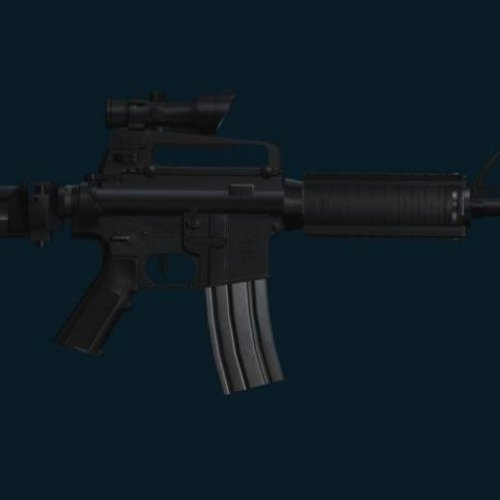 M4A1 Carbine Sf-Ris (Aug)