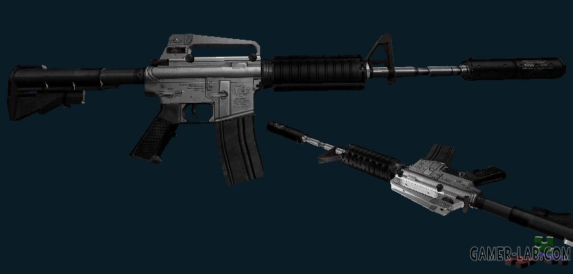 Ankalar s M4A1 Reskin Updated 7 5 06
