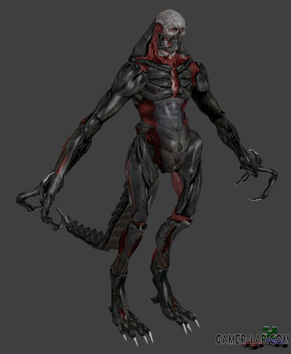 RE4 Slazar's Right Hand Verdugo