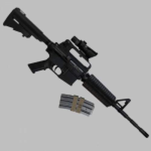 Ankalar Colt M4A1 for AUG
