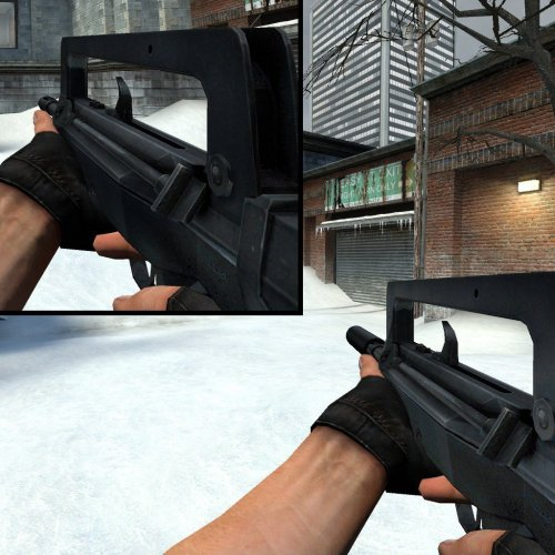 Hacked Famas Pack V2