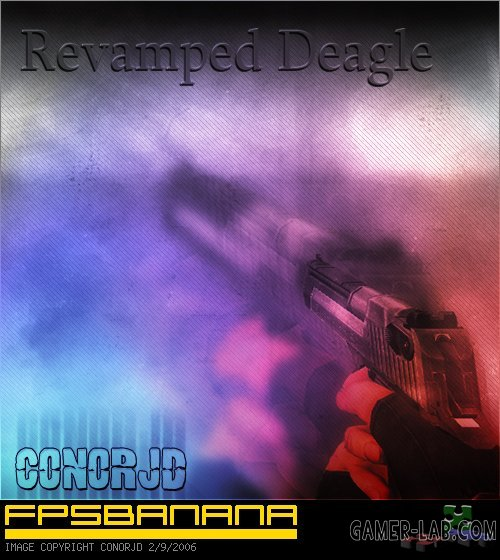 Revamped Deagle