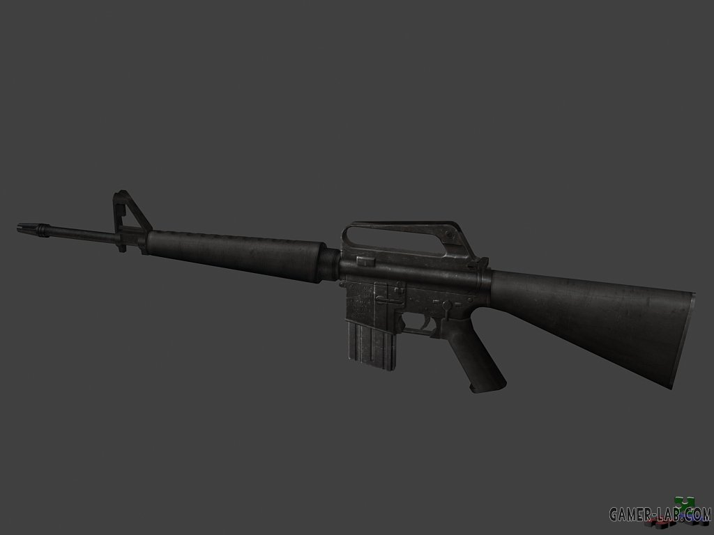 M16A1 Revised