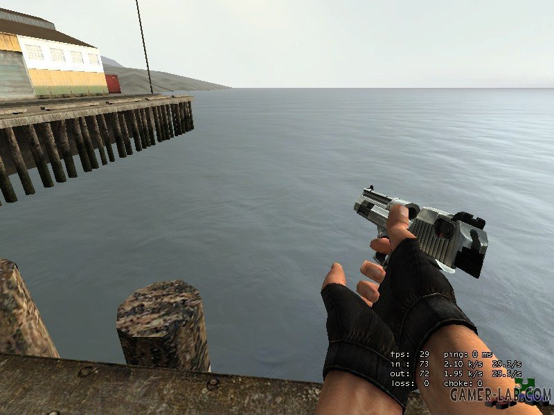 Deagle New Orgins