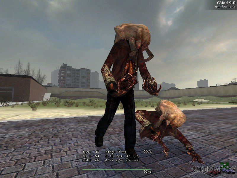 Silent_Hill_Style_Zombie