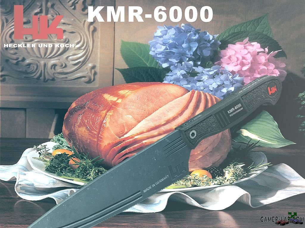 HK Kitchen Knife