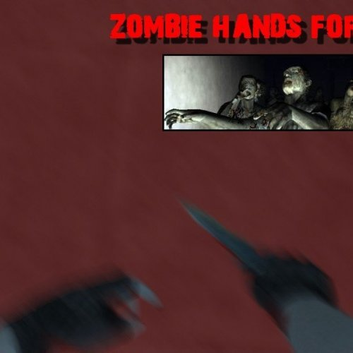 Zombie Hands for CZ