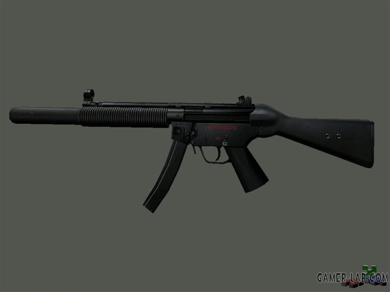 mp5sd for ump45
